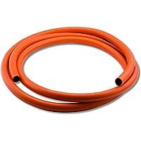 Sunflame LPG Rubber Hose Pipe, Orange
