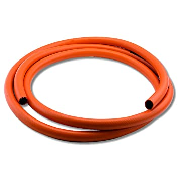 abwechslungsreiche neueste Designs limitierte Anzahl strukturelle Behinderungen Sunflame LPG Rubber Hose Pipe, Orange
