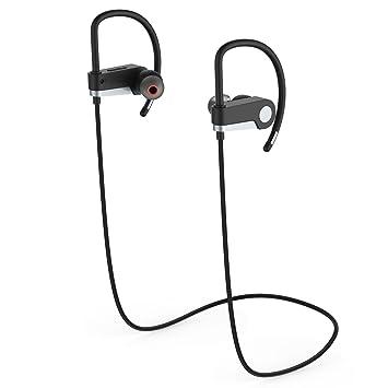 Auriculares Inalámbricos Bluetooth 4.1,DXCEW Cascos con Micrófono y Cancelación de Ruido y Tecnología APTX
