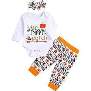 FeiliandaJJ Baby Clothing Set 2pcs Infant Toddler Baby Boy Girl Cartoon Deer Print Long Sleeve Tops+Pants Outfits Clothes