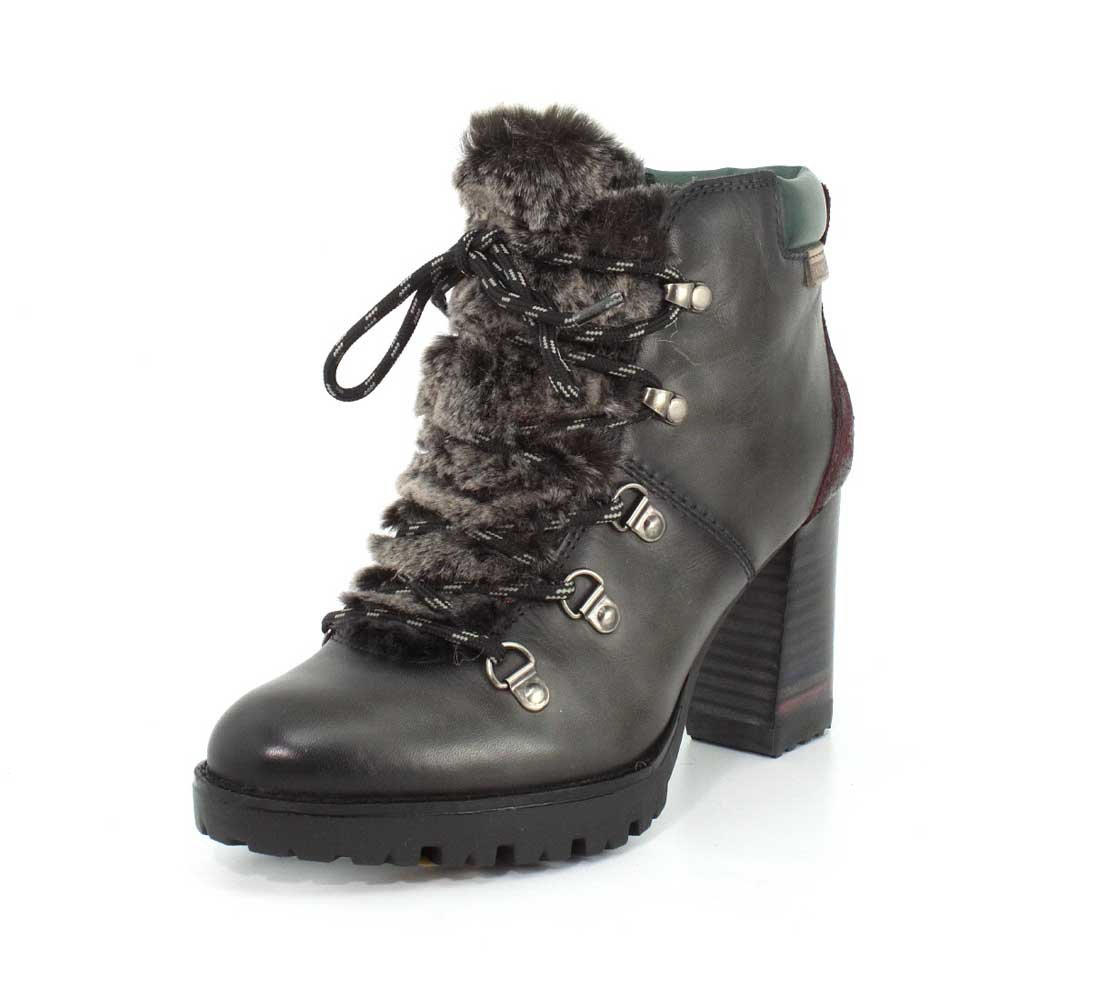 Pikolinos Connelly Heel Women's Boot 37 M EU Lead by Pikolinos (Image #1)