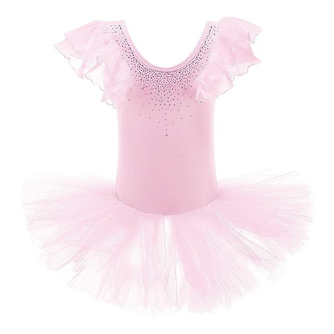 Amazon.com: XTS Rhinestone Ornamento de las niñas Ballet ...