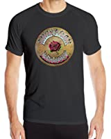 Grateful Dead American Beauty Mens Hiking Quick Dry T-Shirts