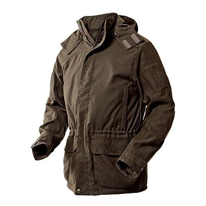 53a6807cafd8f Amazon.com : Harkila Pro Hunter X Jacket Shadow Brown : Sports ...