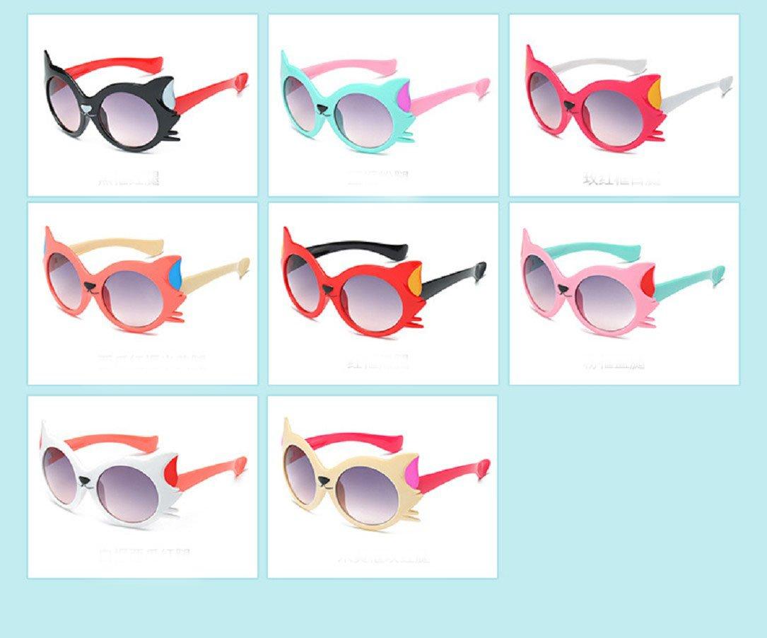 Amazon.com: yabina anteojos de sol para niños dibujos ...