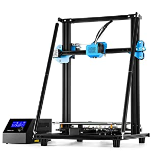 Creality 3D Printer CR-10 V2 3D Aluminum DIY Printer with Firmware Upgrade Silent Mainboard Resume Printing 300x300x400mm with Meanwell Power Supply Support