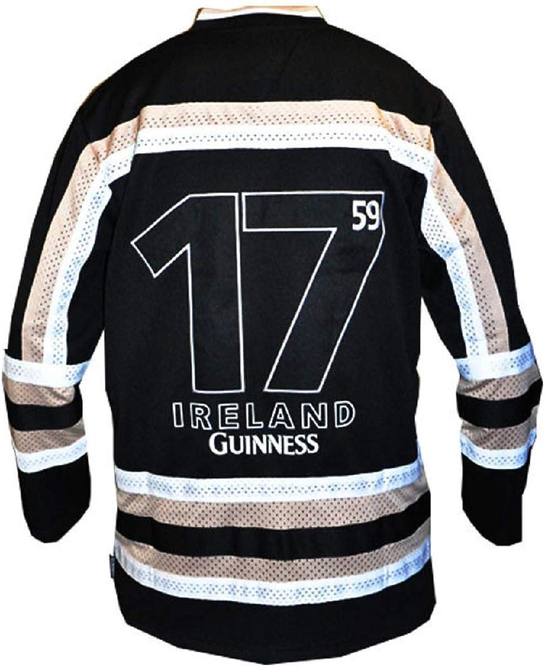 Guinness Black Hockey Jersey
