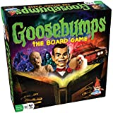 Outset Media Goosebumps Movie Game - Thrilling Family Board Game - Battle Each Other In A Frantic Race To The Typewriter/End (Ages 8+)