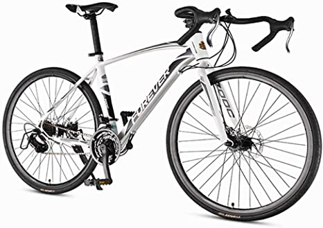 WJSW Bicicleta Carretera para Hombres, Bicicleta Carretera 21 ...