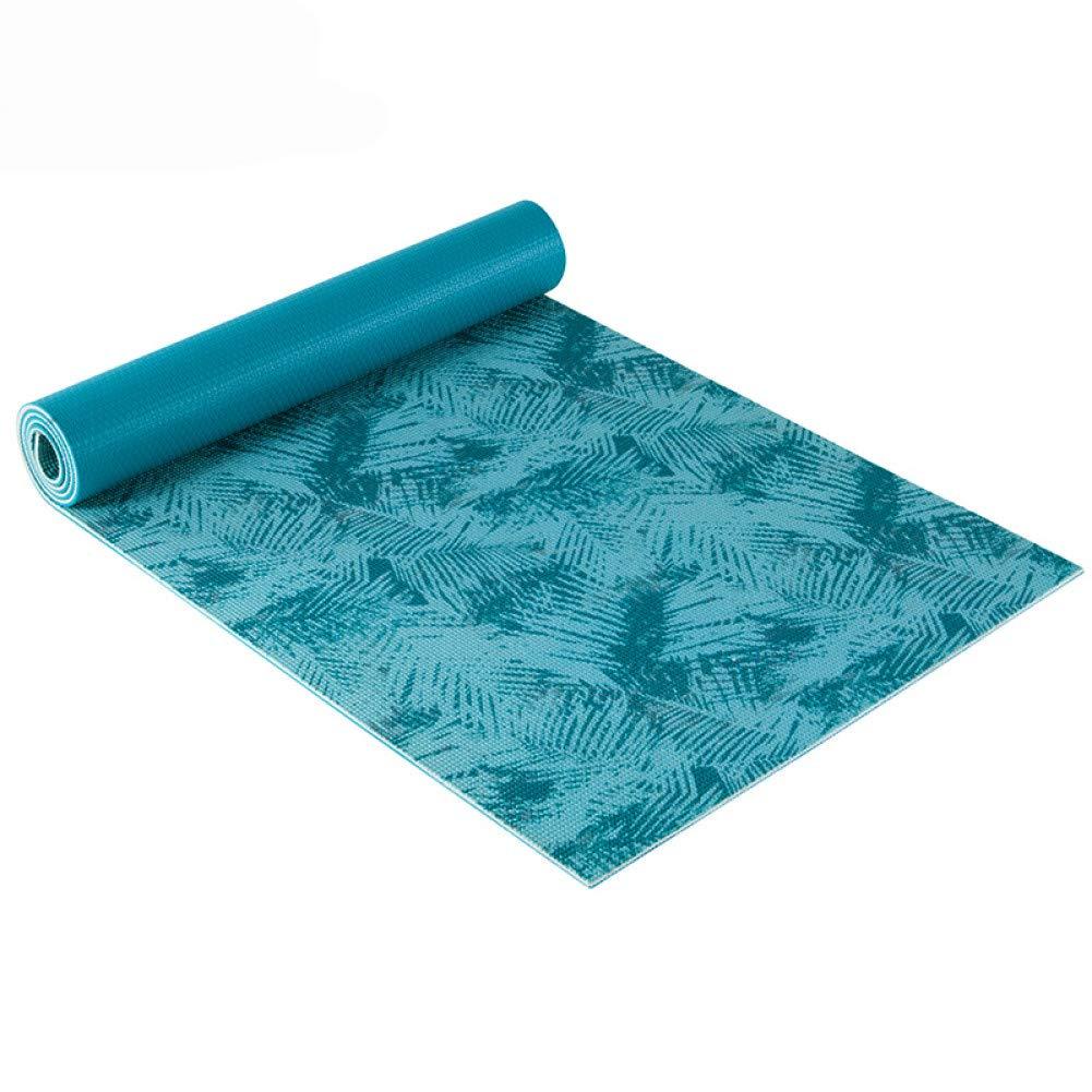 HYTGFR Estera de Yoga Diseño Antideslizante Bosque Selva ...