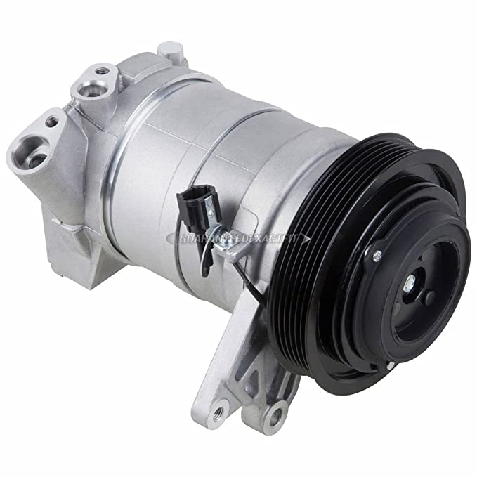 Amazon.com: AC Compressor & A/C Clutch For Nissan Altima Murano Maxima - BuyAutoParts 60-02000NA NEW: Automotive
