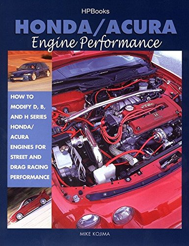 Honda/Acura Engine Performance (Management Engine Honda)