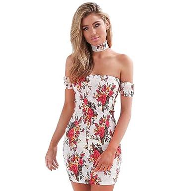 Vestidos baratos amazon