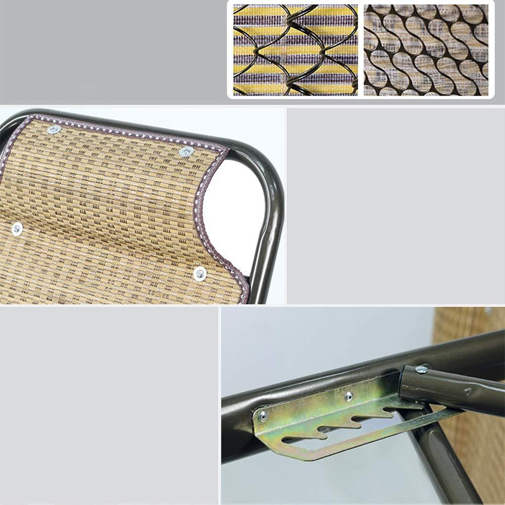 Amazon.com: MEIDUO Rocking Lounger Folding Recliner Lounge ...