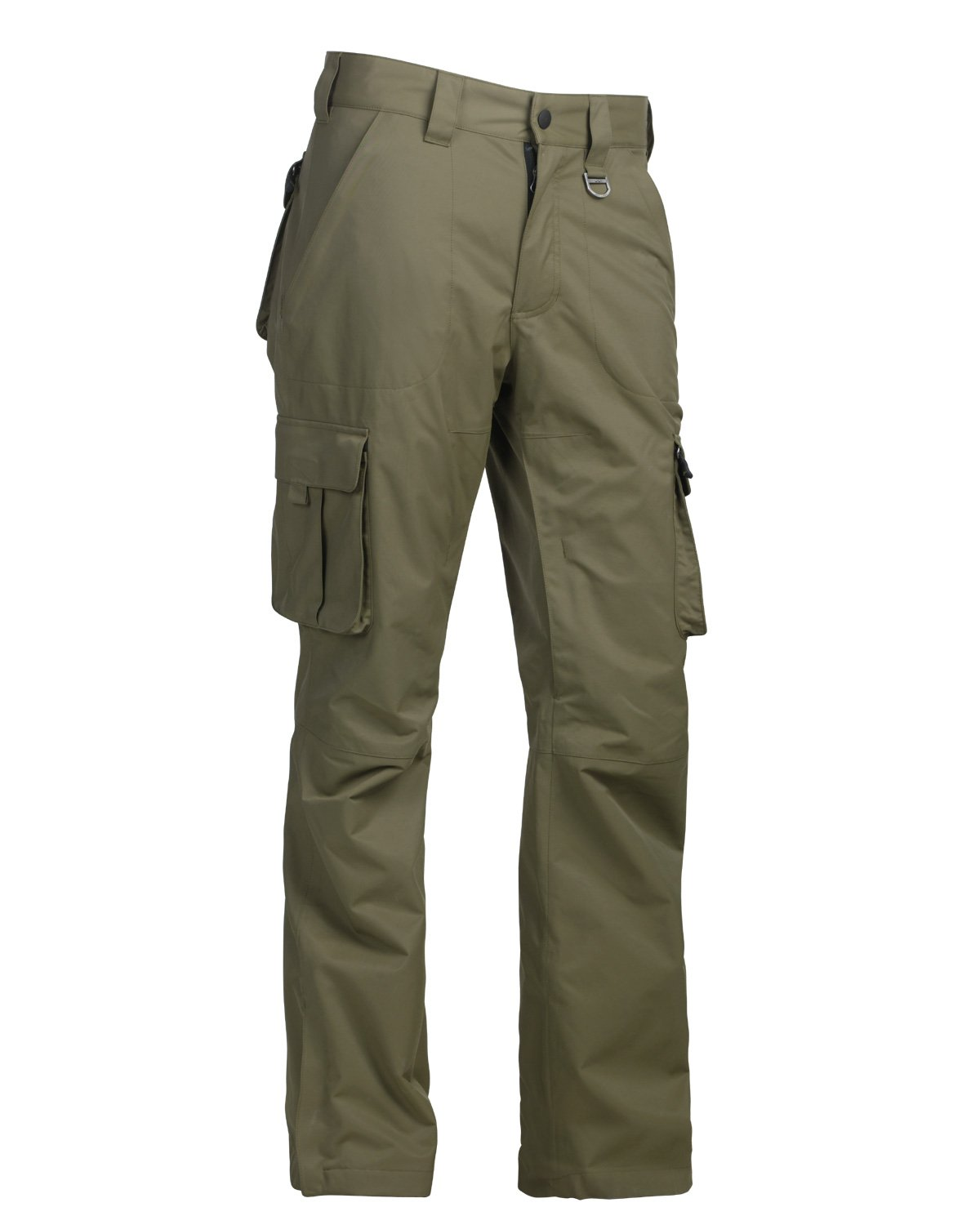 Jeff Green Herren Outdoorhose Tampere, Black, 50, 1356-BL