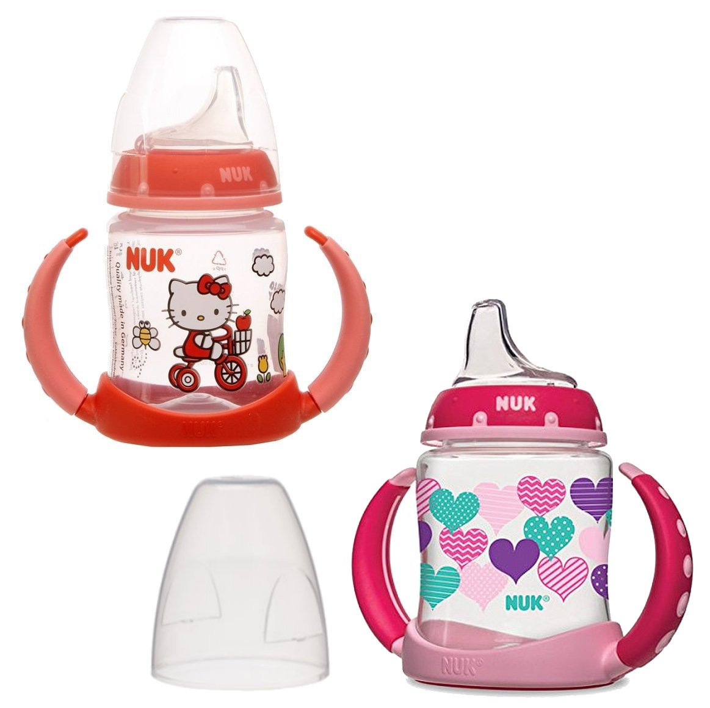 NUK Fashion Elephants Learner Cup, 5-Ounce 14084