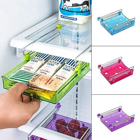 Cajón del Refrigerador Organizador Caja de Almacenamiento de ...