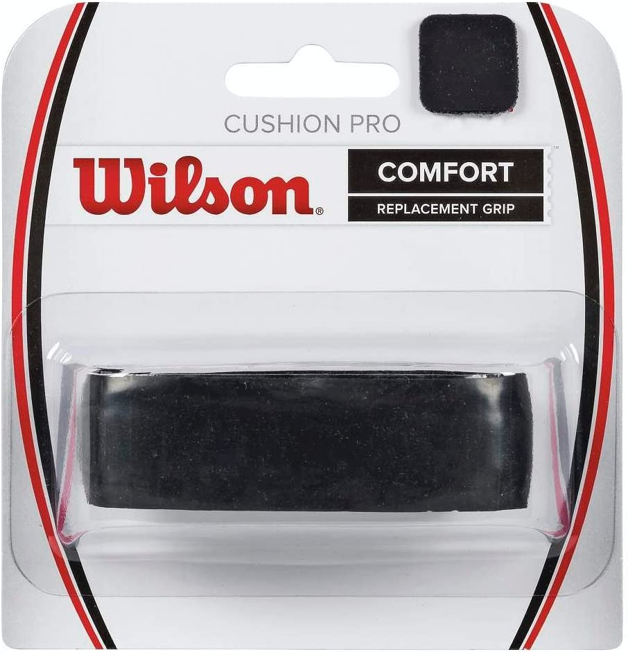 Wilson Cushion Pro Repl Grip Empuñadura Base, 1 Unidades, Unisex Adulto