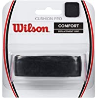 Wilson Cushion Aire Classic Perforated Grip, Black