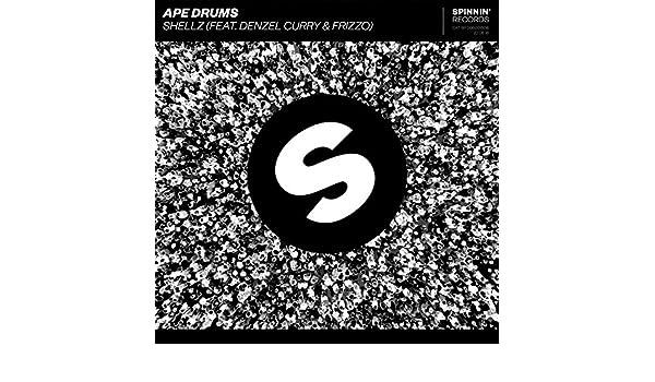 Shellz (feat. Denzel Curry & Frizzo) de Ape Drums en Amazon Music ...