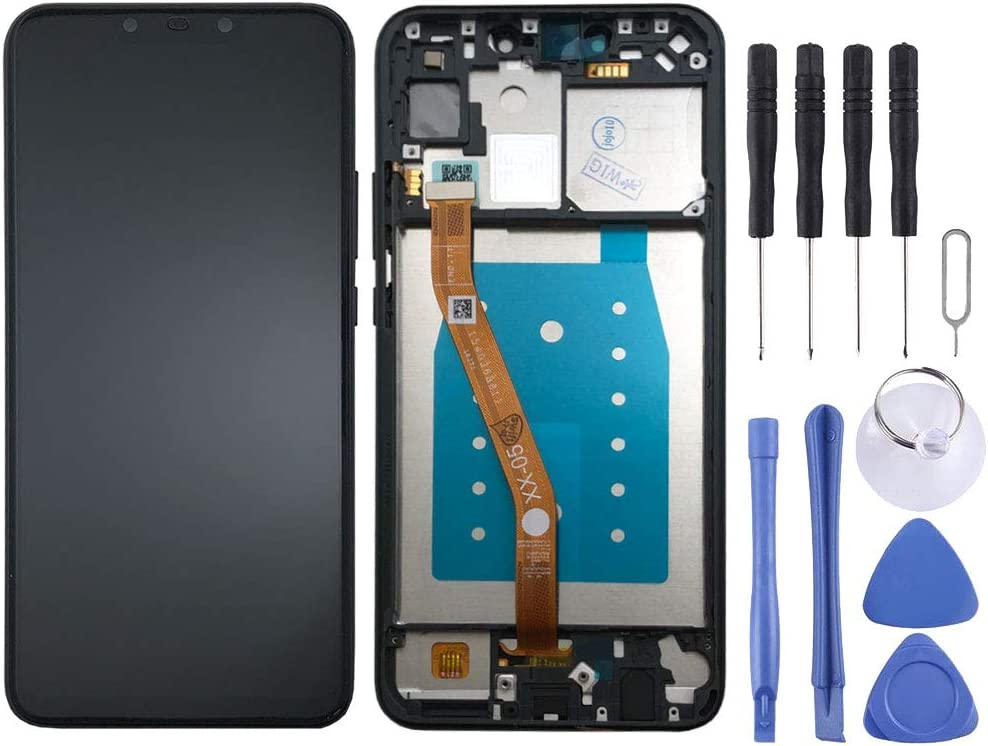 Wigento - Pantalla táctil para Huawei P Smart Plus (LCD, con Marco ...