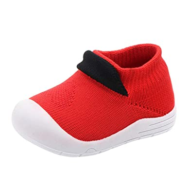 d4d8898a23982 Amazon.com: Baby Shoes,Lucoo Toddler Baby Girls Boys Colorful Mesh ...