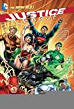 Justice League Vol. 1: Origin (The New 52) [Hardcover] [2012] Geoff Johns, Jim Lee