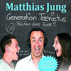 Generation Teenitus: Pfeifen ohne Ende?!
