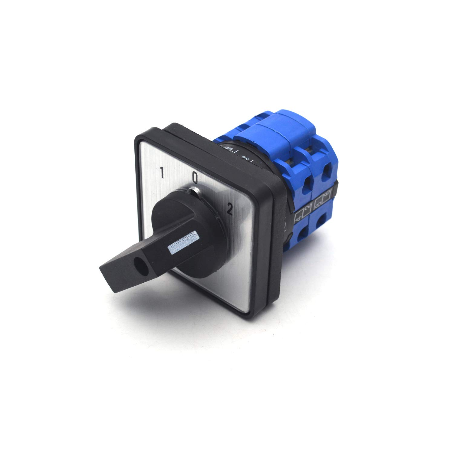 Antrader AC 660V 20A 12 Screw Terminal 4 Position Rotary Cam Changeover Switch Guangzhou Openfind Electronic Commerce CO. LTD