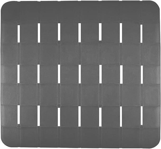 Saniplast Plataforma rígida de Ducha Gris Cuadrada 55 x 55 cm: Amazon.es: Hogar