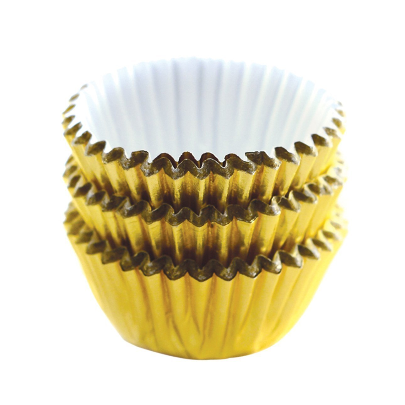 Norpro Petit Four Cups, Pack of 60, Gold NOR-3596