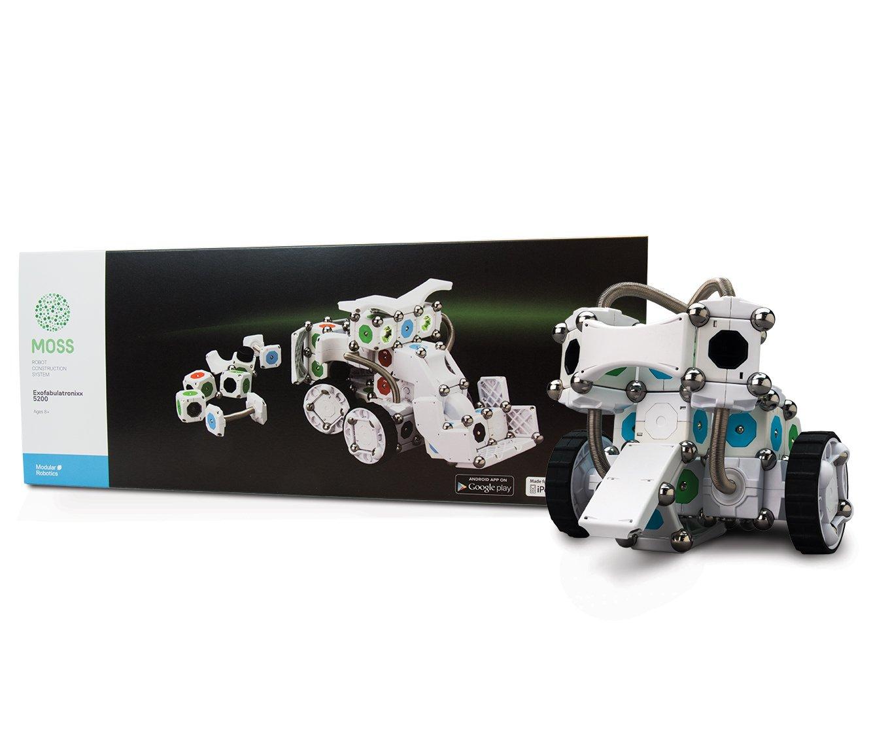 Modular Robotics Moss Exofabulatronixx 5200 Model Kit