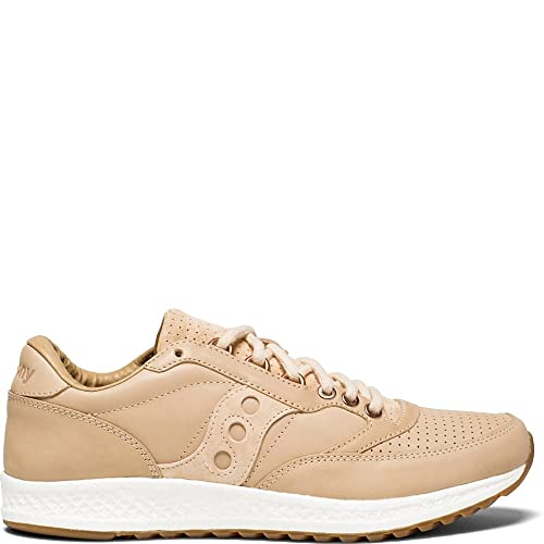 9f55eeaf6604 Saucony Men s Freedom Runner Leather  Amazon.co.uk  Shoes   Bags