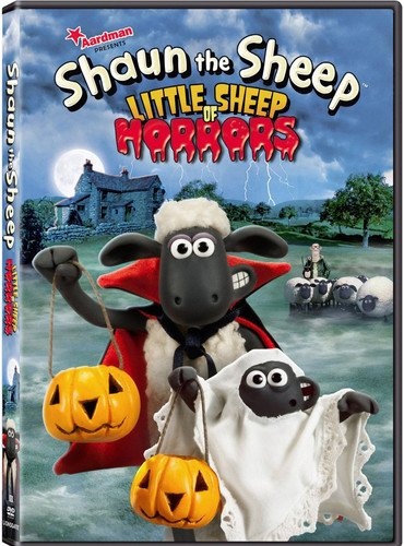 Shaun The Sheep: Little Sheep Of Horrors -
