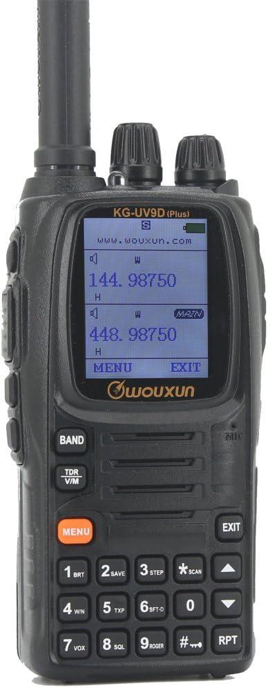 Amazon.com: WOUXUN KG-UV9D Plus Two Way Radio: Car Electronics