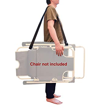 Tremendous Wingkind Adjustable Beach Chair Carry Strap Folding Chair Shoulder Strap For Beaches Camping Backpacking Picnics And Other Items Gamerscity Chair Design For Home Gamerscityorg