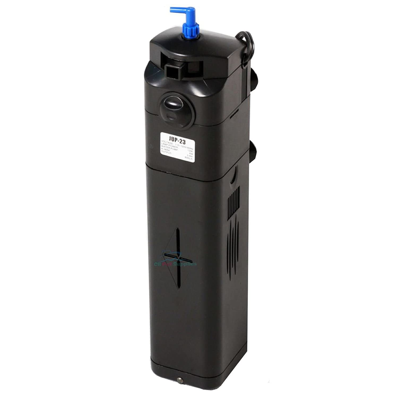Amazon 13W UV Sterilizer Adjustable Pump Filter 150 gal