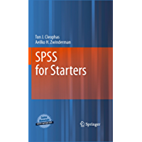 SPSS for Starters (English Edition)