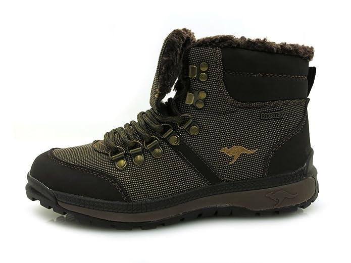 Kangourous - Chaussures de randonnée - Pirin-moyen - Marron, 39 EU