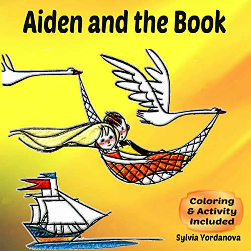 Aiden and the book: Teaching kids to think; Problem solving for confident kids age 5 to 7