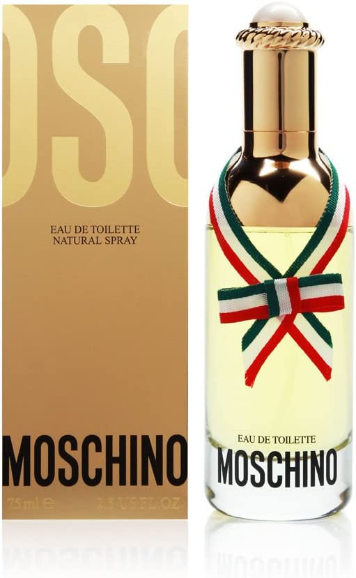Moschino Agua de Colonia - 75 ml: Amazon.es: Belleza