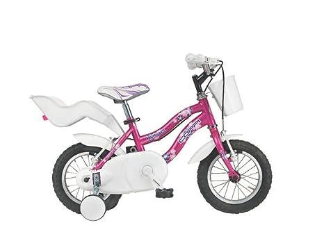 Coppi Magic Girl 12 Bicicletta Per Bambini Bambina Viola Amazon