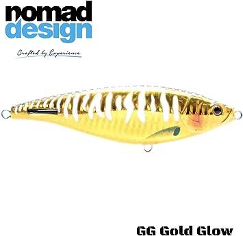 Nomad Motif Madscad 95//115/NE coule Stickbait//Twitchbait