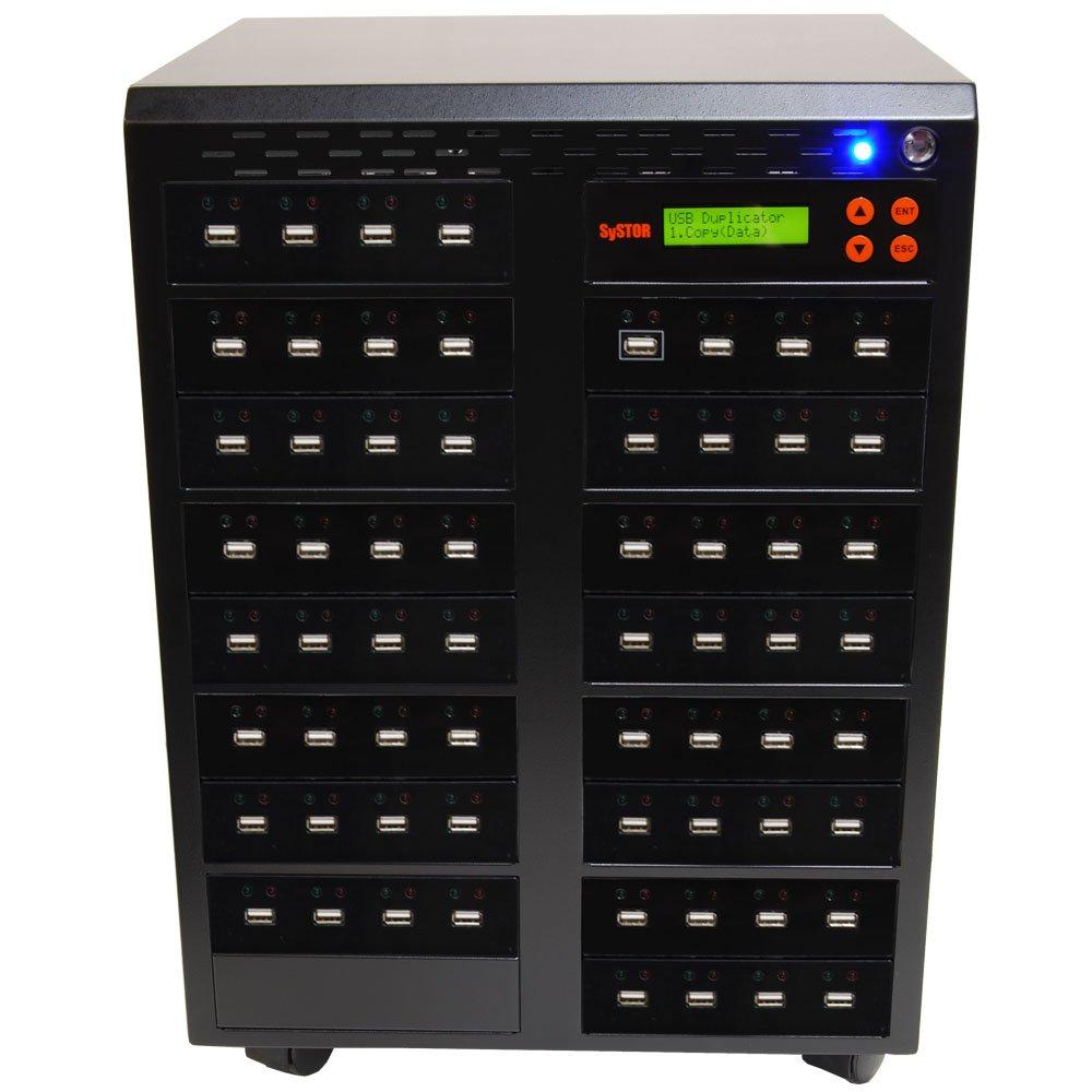 Systor 1 to 63 Multiple USB Thumb Drive Duplicator / USB Flash Card Copier (USBD-63)