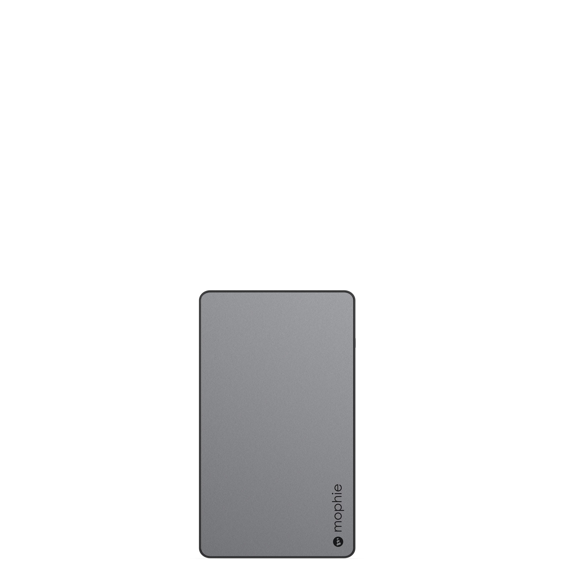 mophie powerstation External Battery for Universal Smartphones and Tablets (6,000mAh) - Space Grey