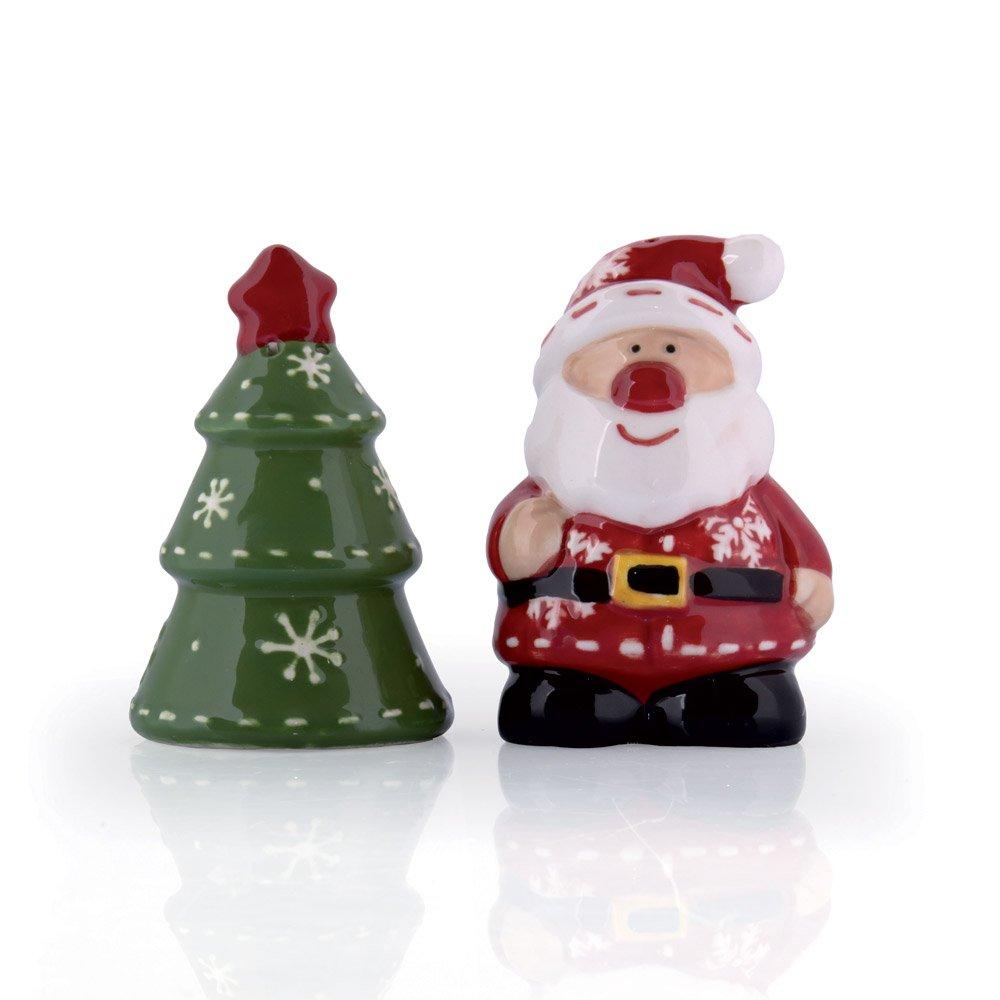 Set Salz und Pfefferstreuer Figuren Weihnachten: Amazon.de: Küche ...