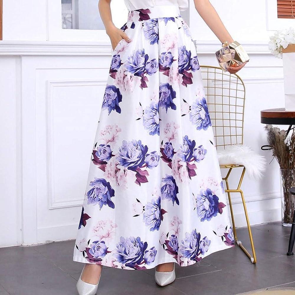 Vectry Falda Plateada Mujer Falda Larga Mujer Faldas Mujer Cortas ...