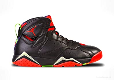 best service 54c29 da960 Image Unavailable. Image not available for. Color  Air Jordan 7 Retro Marvin  the Martian ...