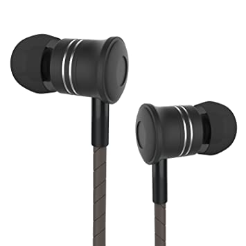 In Ear Headphones Earbud Moniko Corded Headsets with Mi...