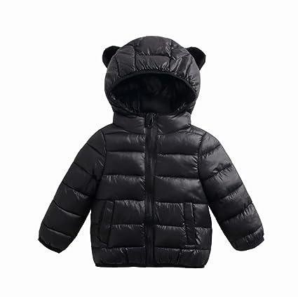 e17f923c4 Amazon.com  NOMSOCR Toddler Baby Boys Winter Warm Down Jacket Coat ...